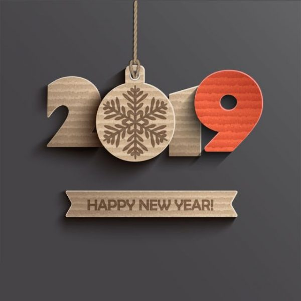 Happy 2019 image celebration - Happy 2019 image celebration