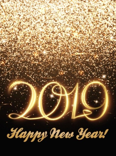 New 2019 card wishes - New 2019 card wishes