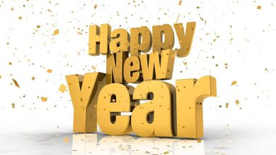 New year greetings 390x220 - New year greetings