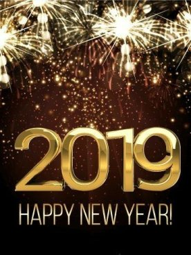 Year 2019 card wishes - Year 2019 card wishes