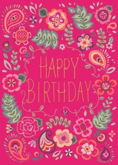A great happy birthday message Image - A great happy birthday message Image