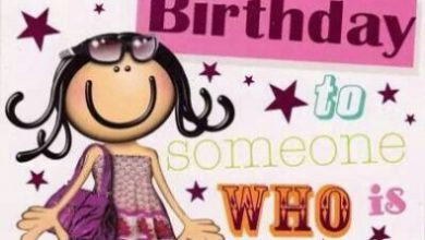 Awesome happy birthday messages Image 390x220 - Awesome happy birthday messages Image