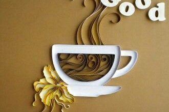 Coffee and Breakfast Greeting Good morning wallpaper Images 330x220 - Coffee and Breakfast Greeting Good morning wallpaper Images