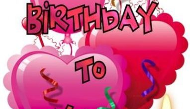Great birthday messages Image 382x220 - Great birthday messages Image