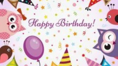 Happy birthday quotes Image 390x220 - Happy birthday quotes Image