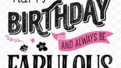 Happy birthday sayings Image 390x220 - Happy birthday sayings Image