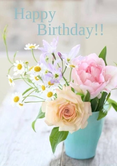 Happy birthday well wishes Image - Happy birthday well wishes Image