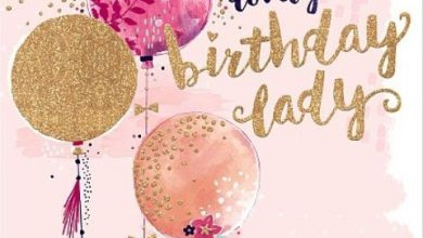 Happy birthday wishes sentence Image 390x220 - Happy birthday wishes sentence Image