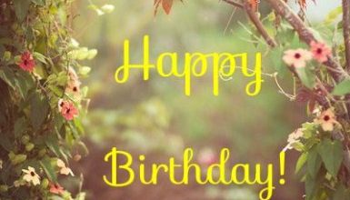 Happy happy birthday message Image 385x220 - Happy happy birthday message Image
