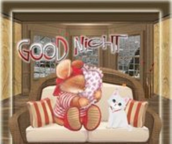 Love quotes saying good night image - Love quotes saying good night image
