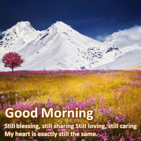 Morning wishes mountains images Greetings Images - Morning wishes mountains images Greetings Images