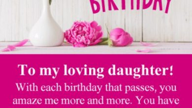 Nice bday message Image 390x220 - Nice bday message Image