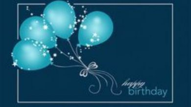 Nice message for birthday wishes Image 390x220 - Nice message for birthday wishes Image