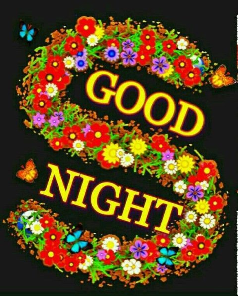 Romantic good night sms image - Romantic good night sms image