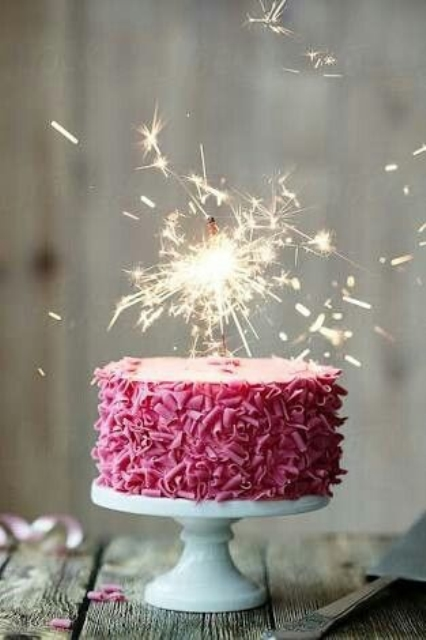 Simple birthday cake Image - Simple birthday cake Image