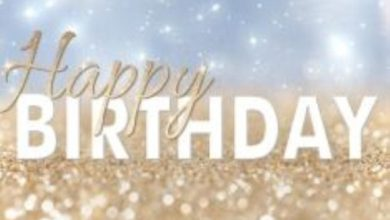 Some good birthday wishes Image 390x220 - Some good birthday wishes Image