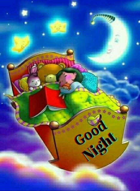 Sweet good night message for her image - Sweet good night message for her image
