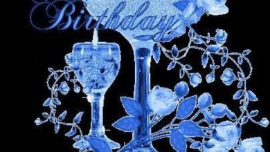 Well birthday wishes Image 390x220 - Well birthday wishes Image