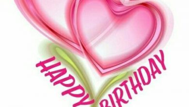 Wish you happy birthday message Image 390x220 - Wish you happy birthday message Image