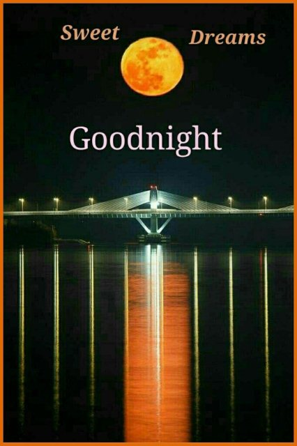 Wishing someone good night image - Wishing someone good night image