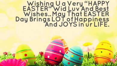 Happy Easter And 390x220 - Happy Easter And