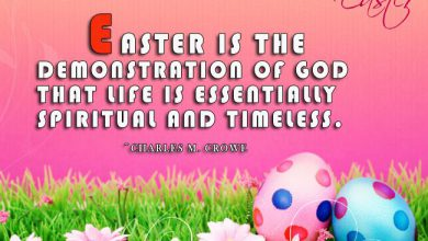 Happy Easter Messages Friend 390x220 - Happy Easter Messages Friend