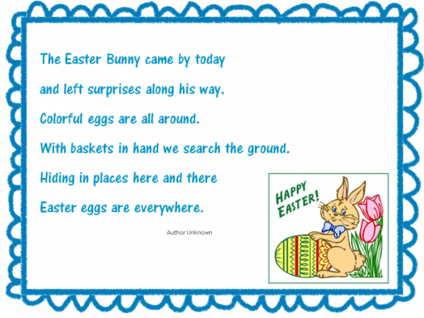 Happy Easter To All My Family And Friends - Happy Easter To All My Family And Friends