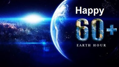 Earth Hour wishes