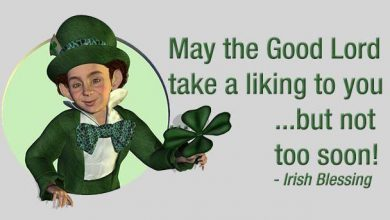 Free Printable St Patricks Day Cards 390x220 - Free Printable St Patrick's Day Cards