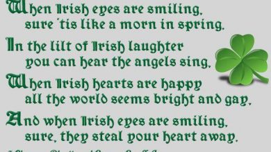 Good Irish Sayings 390x220 - Good Irish Sayings