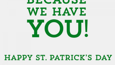 Happy Birthday St Patrick 390x220 - Happy Birthday St Patrick