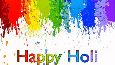 Happy Holi Image Photo 390x220 - Happy Holi Image Photo