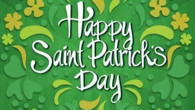 Happy Saint Patricks Day In Irish 390x220 - Happy Saint Patrick's Day In Irish