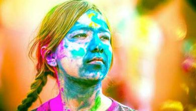 Holi In Hindi Language 390x220 - Holi In Hindi Language