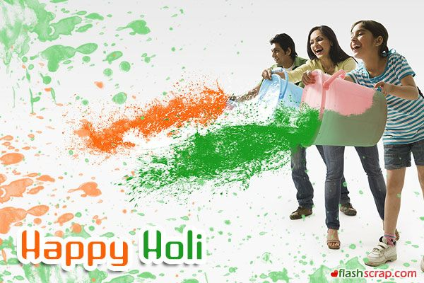 How Is Holi Celebrated In India - How Is Holi Celebrated In India