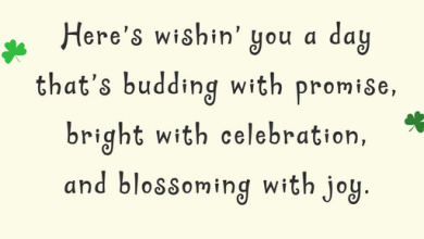 Irish Blessing For The Sick 390x220 - Irish Blessing For The Sick