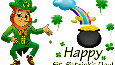 Irish Blessing Saying 390x220 - Irish Blessing Saying
