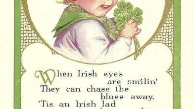 Irish Blessing Words 390x220 - Irish Blessing Words