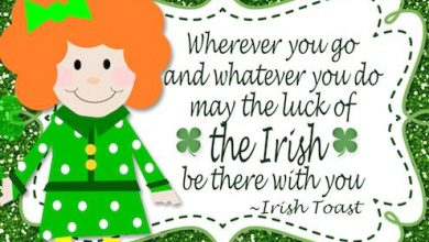 Personalised St Patricks Day Cards 390x220 - Personalised St Patrick's Day Cards