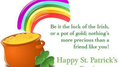 St Patricks Day Blessings Quotes 390x220 - St Patrick's Day Blessings Quotes
