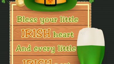 St Patricks Day Proverbs 390x220 - St Patrick's Day Proverbs
