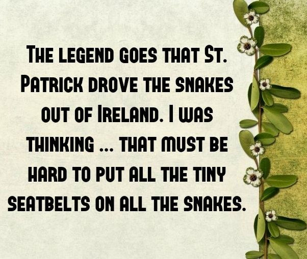 St Patricks Day Quotations - St Patrick's Day Quotations