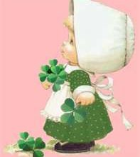 St Patricks Photo Card 197x220 - St Patrick's Photo Card