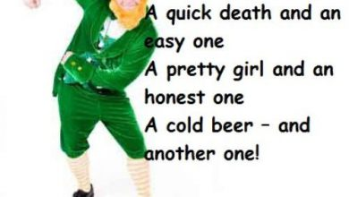 St Pattys Day Funny Sayings 390x220 - St Patty's Day Funny Sayings