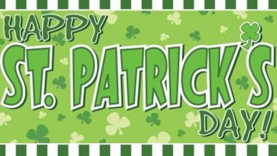 St Pattys Day Quotes Sayings 390x220 - St Patty's Day Quotes Sayings