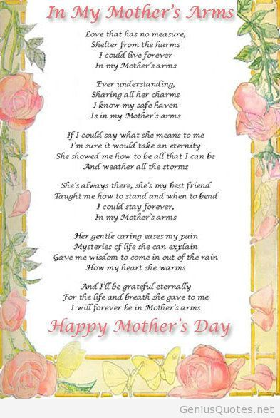 Sweet Mothers Day Wishes Imagez