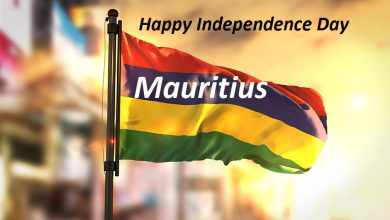 Happy Independence Day Mauritius