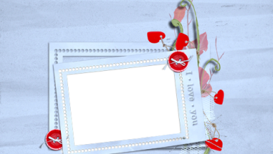 I Love You Sweetheart photo frame 390x220 - I Love You Sweetheart photo frame