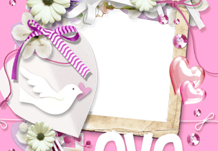 Love and City photo frame 316x220 - Love and City photo frame