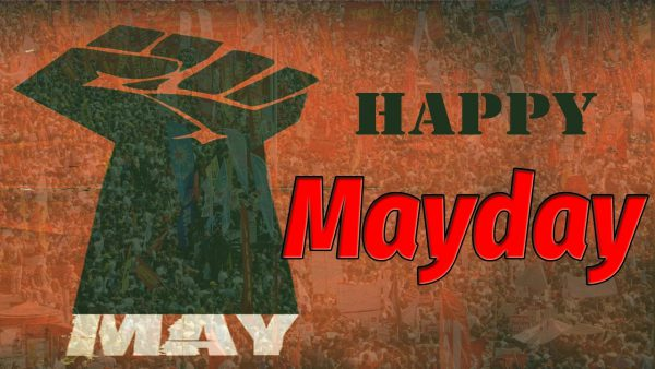 May Day wishes - May Day wishes